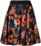 Fausto Puglisi floral print full skirt