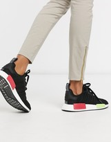 adidas NMD sneakers in Black and Pink