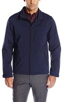 Izod Men's Zip Front All Weather Fleece Lined Jacket