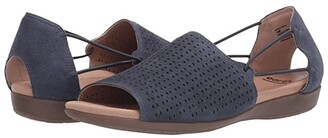 Earth Alder Abra (Indigo Suede) Women's Sandals