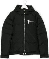 DSQUARED2 Teen padded jacket