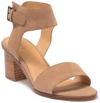 Joie Bea Suede Block Heel Sandal