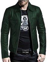 Laverapelle 1510200 Men's NAPPA Lambskin Real Leather Jacket