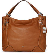 Lauren Ralph Lauren Birchfield Leather Tote