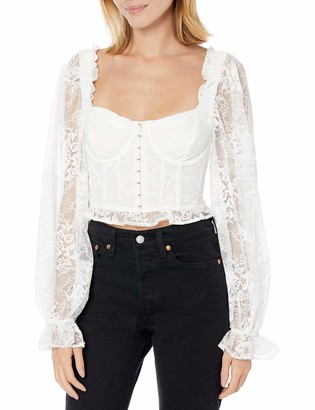 For Love & Lemons Women's Blouse