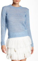 agnès b. Long Sleeve Pullover Sweater