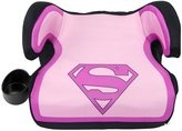 Kids Embrace Fun-Ride Backless Booster - Supergirl