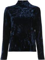 Ronny Kobo roll neck blouse