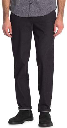 Calvin Klein Heathered Twill Slim Fit Chino Pants