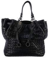 Bottega Veneta 2016 Intrecciato Leather Bucket Bag