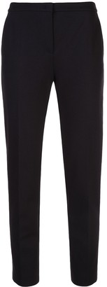 Escada Cropped Slim-Fit Trousers