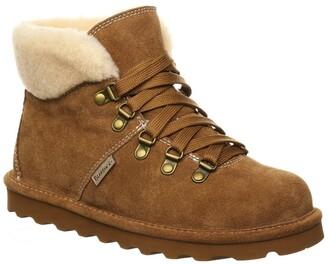 BearPaw Marta Faux Fur Chukka Boot