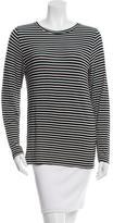 Zimmermann Striped Long Sleeve Top