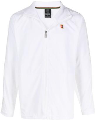 Nike Embroidered Logo Track Jacket