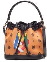 Love Moschino Graphic Print Satchel Bag