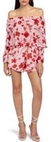 Missguided Women's Off The Shoulder Romper
