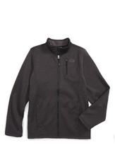 The North Face Boy's 'Canyonlands' Water Resistant Full Zip Fleece Jacket