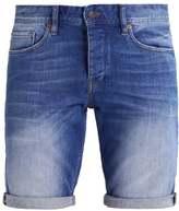 Boss Orange Denim Shorts Light Blue