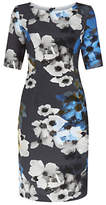 Fenn Wright Manson Flower Print Aquarius Dress, Grey