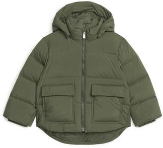 Arket Down Puffer Jacket