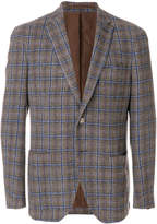 Cantarelli checked blazer