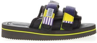 Suicoke Multicolor Nylon Sandals