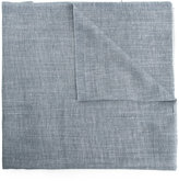 Cerruti wrap scarf - men - Cotton/Linen/Flax - One Size