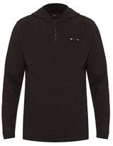 The Upside Helmet cotton-blend hooded sweatshirt