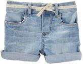 Osh Kosh Roll-Cuff Denim Shorts