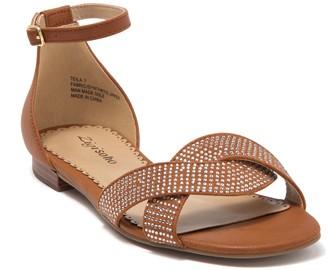 Zigi Teila Embellished Ankle Strap Sandal