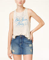 American Rag Juniors' Blue Jean Baby Graphic Tank Top, Created for Macy's