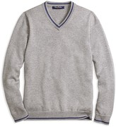 Brooks Brothers Boys' Color Tipped Sweater - Big Kid