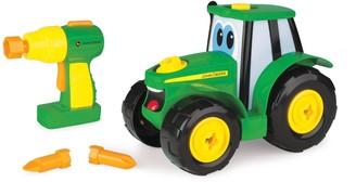 John Deere Build-A-Johnny Tractor Set