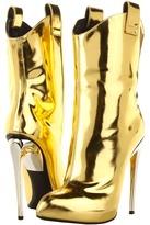 Giuseppe Zanotti I27126 (Gold) - Footwear