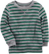 Carter's Baby Boy Striped Thermal Top