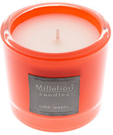 Millefiori Scented Candle in Jar - Cold Water - 180g