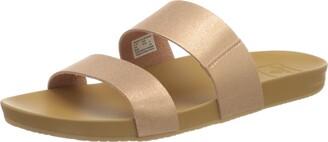 Reef Women's Cushion Bounce Vista Slide Sandal