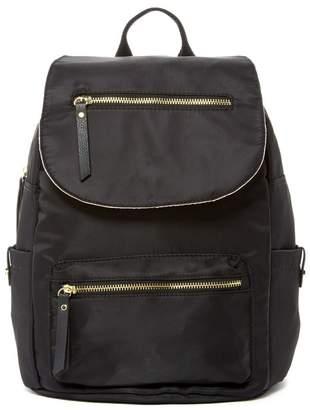 Madden-Girl Proper Flap Nylon Backpack