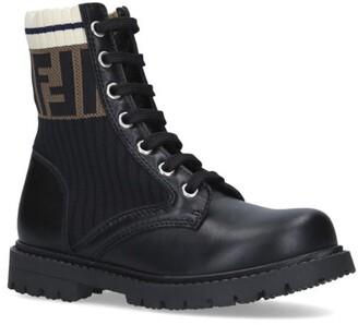 Fendi Monogram Boots