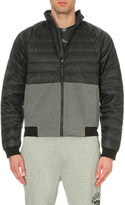 Polo Ralph Lauren Quilted shell and jersey jacket
