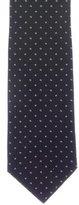 Prada Silk Printed Tie