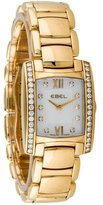 Ebel Brasilia 18K Diamond Watch