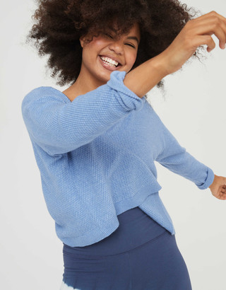 aerie OFFLINE Off The Shoulder Sweater