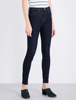Current/Elliott The Ankle Skinny high-rise jeans