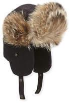 Moncler FUR TRAPPER HAT