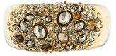 Alexis Bittar Crystal Cluster Hinge Bracelet