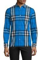 Burberry Men's Cotton Shirt