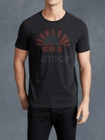 John Varvatos Born In Detroit Graphic Tee