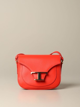 Tod's Tods Mini Bag New T Tods Small Bag In Genuine Leather With T Monogram