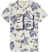 Scotch & Soda Floral T-Shirt